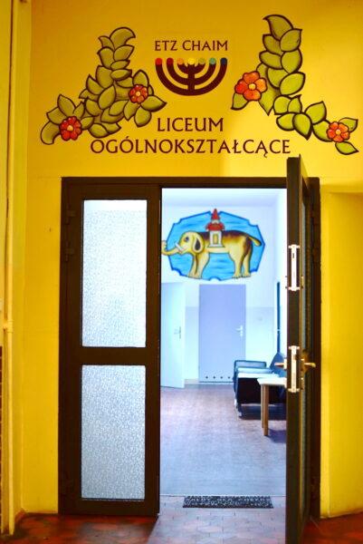 Liceum Ogólnokształcące Etz Chaim - Wrocław