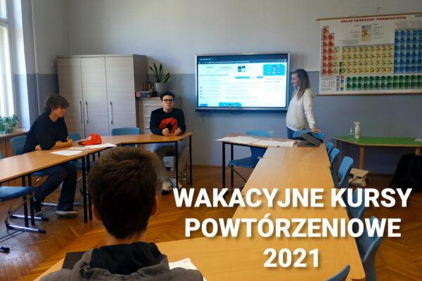 Wakacyjne kursy powtórzeniowe w liceum Etz Chaim, Wrocław