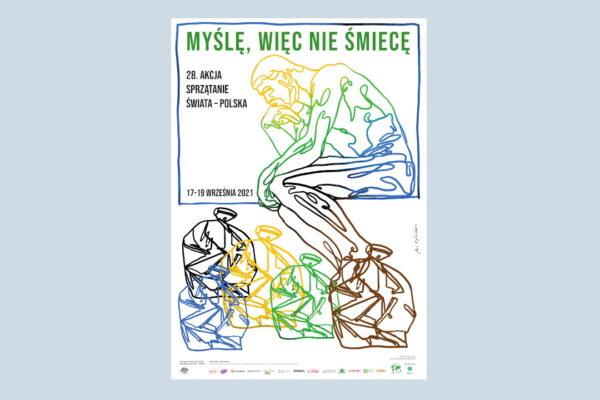 28. Akcja Sprzątanie Świata – Polska 17-19 września 2021